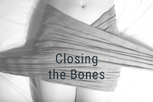 Closing the Bones Ceremony